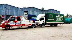 platforma tractari camioane